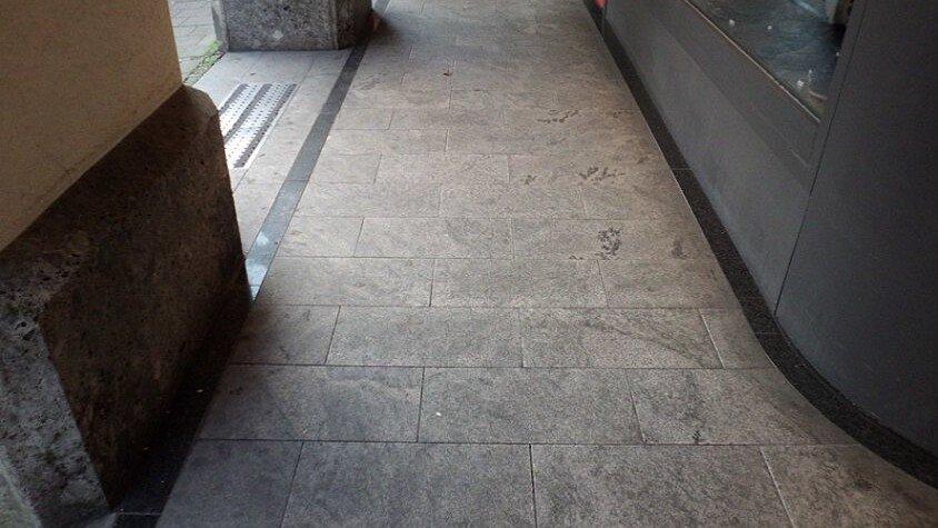 Gut bekannt Natursteine: reinigen, sanieren, versiegeln, pflegen | SteinRein IB51