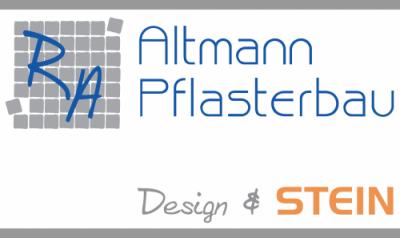 Unser Partnerbetrieb Altmann Pflasterbau GmbH in Simbach am Inn für Pflasterbauarbeiten.