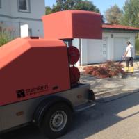 Hochdruckreinigung - Heißwasser-Hochdruckreiniger