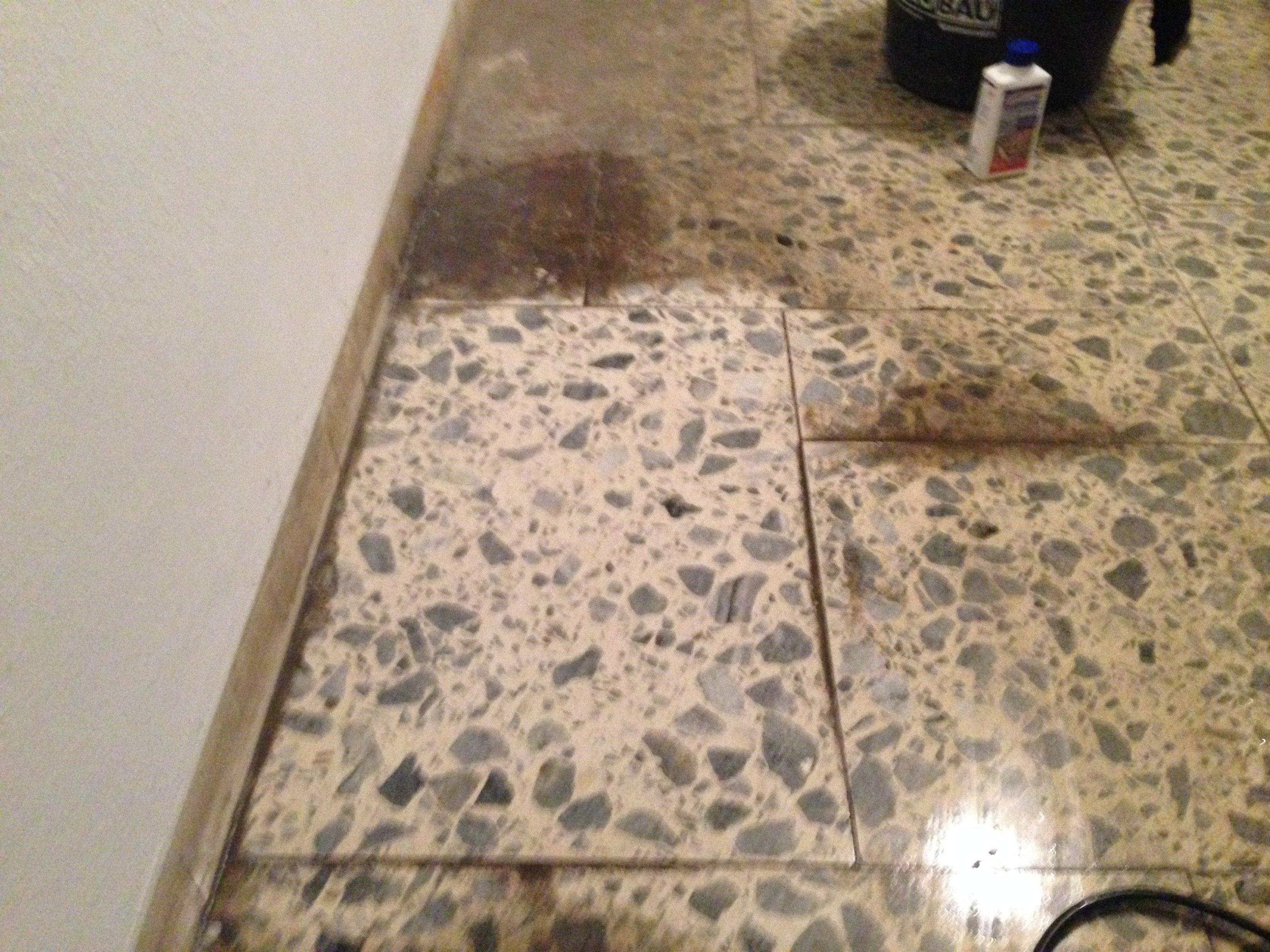 Gut gemocht Terrazzo: reinigen, pflegen, sanieren, imprägnieren, versiegeln VA79