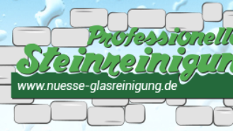 glas- und steinreinigung nuesse logo