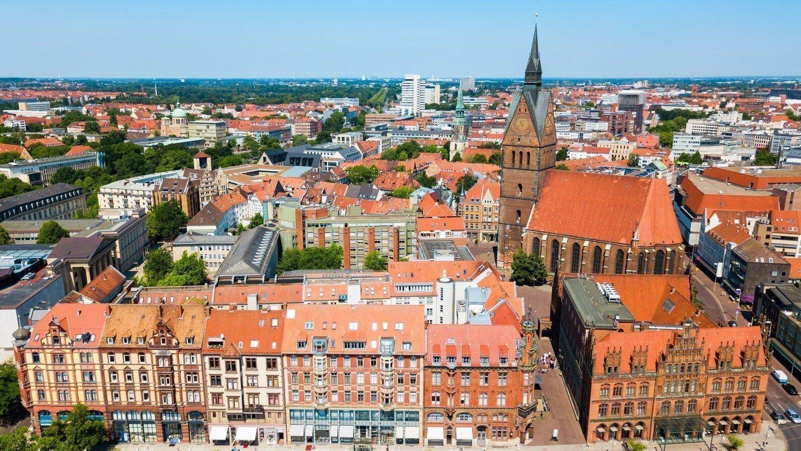 Reinigungsservice in Hannover