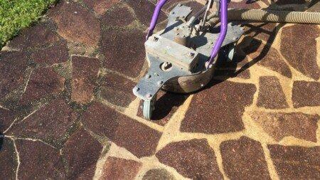 Steinreinigung - Steine reinigen versiegeln