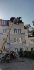 dachreinigung von dach und stein