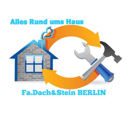 Reinigungsservice in Neubrandenburg 7 firma dach und stein logo e1603211593578