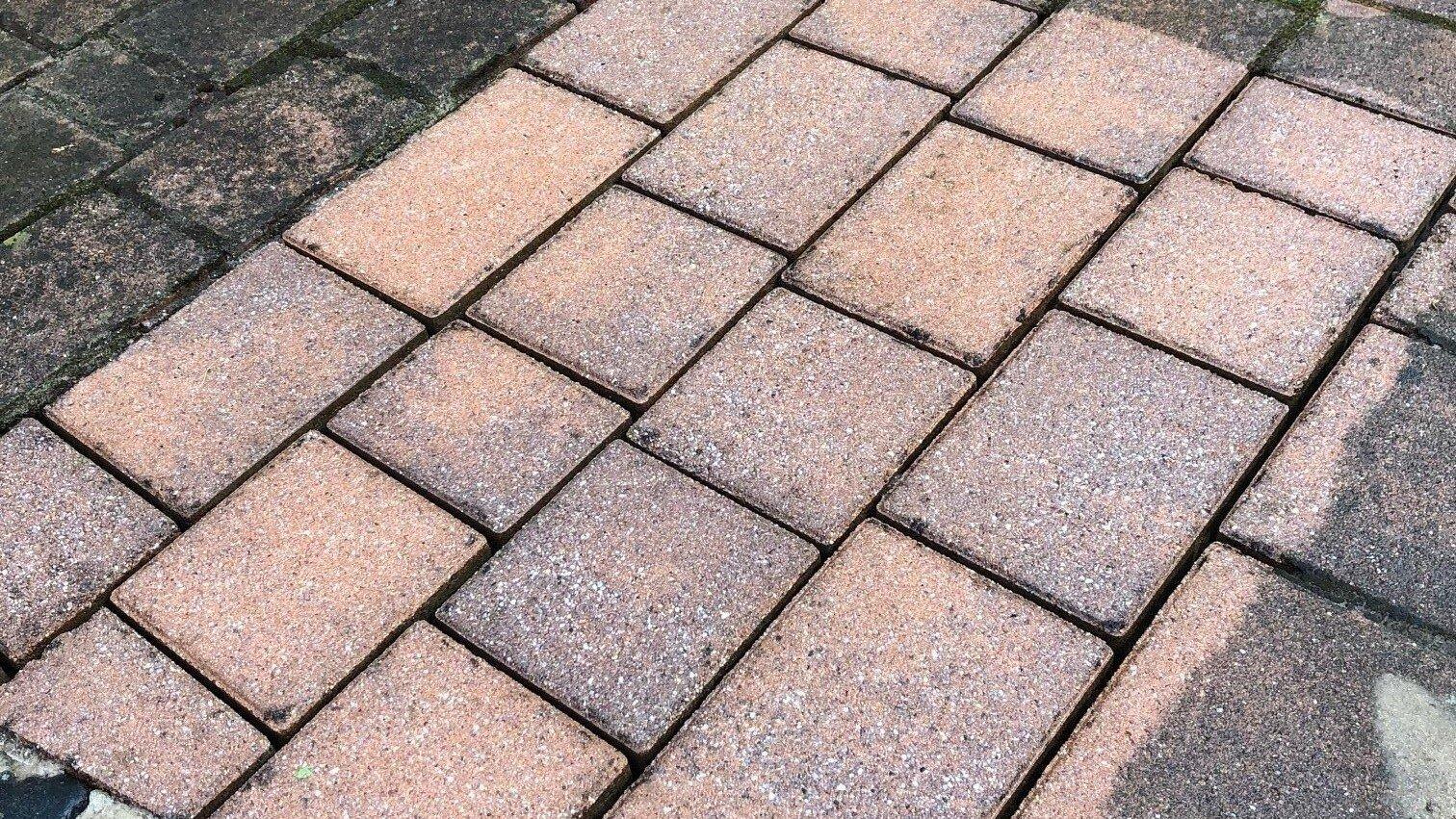 pflasterreinigung von dach und stein