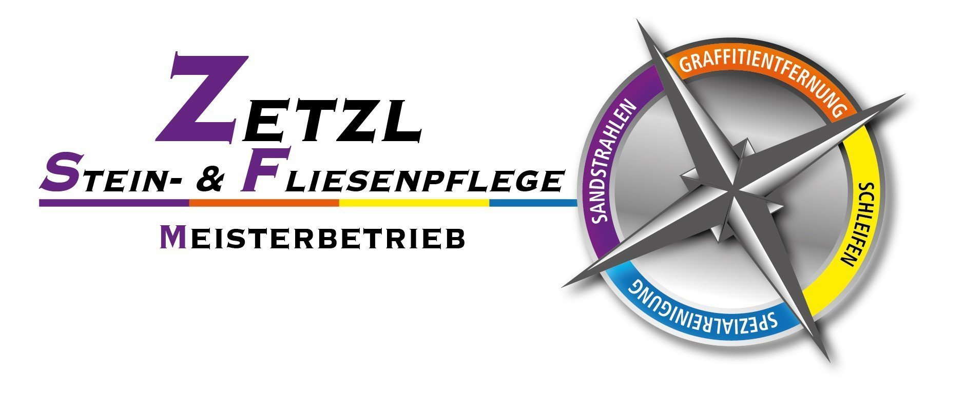 Reinigungsservice in Kempten 8 zetzl stein fliesenpflege meisterbetrieb logo