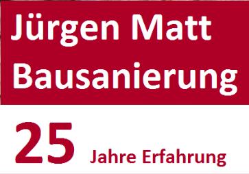 Reinigungsservice in Konstanz 7 juergen matt bau und dachsanierung logo