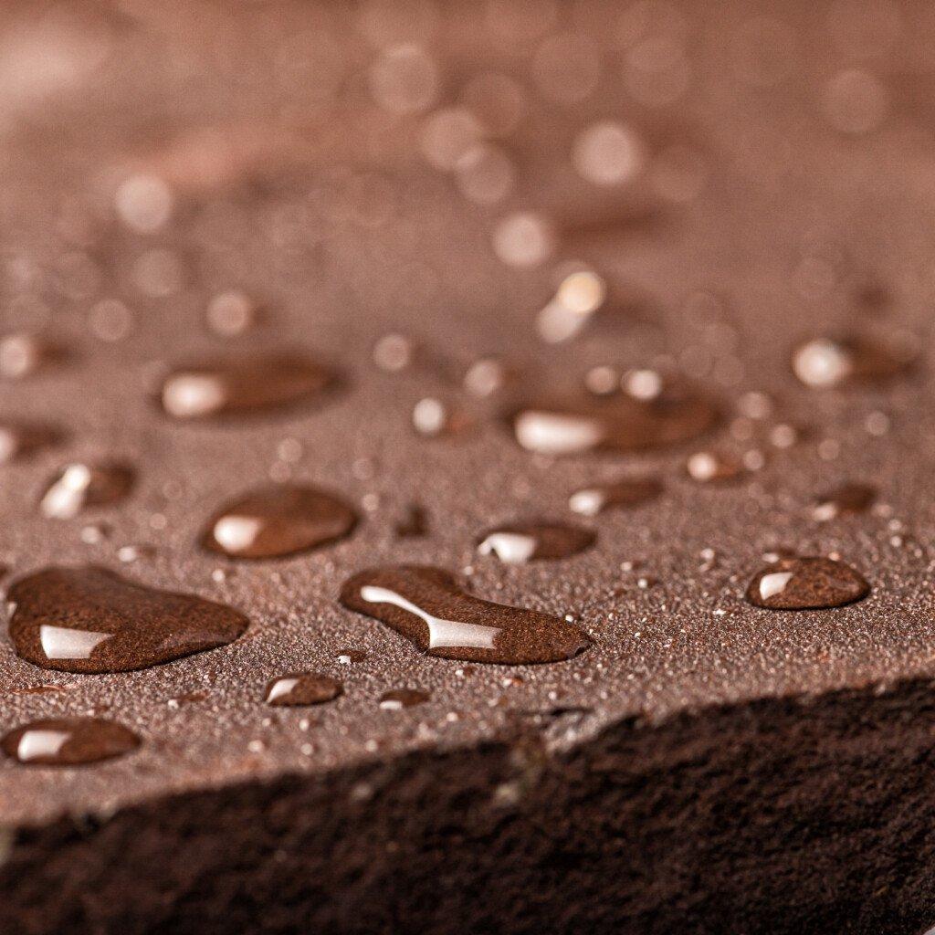 Nanotechnologie auf Stein sichtbar