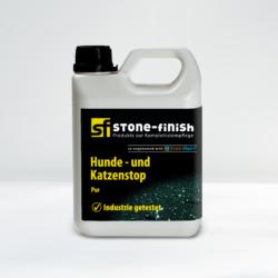 Stone Finish SteinRein Hunde- Katzen- und Maderstop
