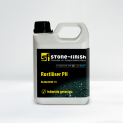 Stone Finish SteinRein Rostlöser PH