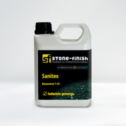 Stone Finish SteinRein Sanitex