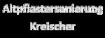 Reinigungsservice in Hof 2 Altpflastersanierung Kreischer