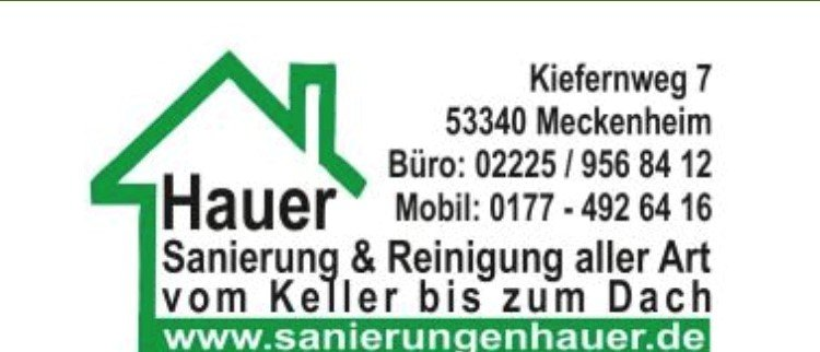 Sanierung Hauer Logo