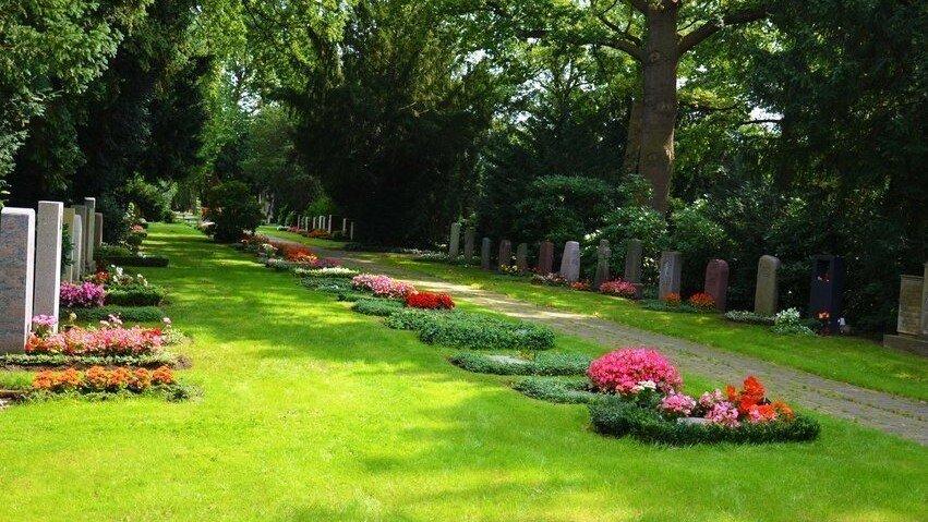Friedhof Perlacher Forst München