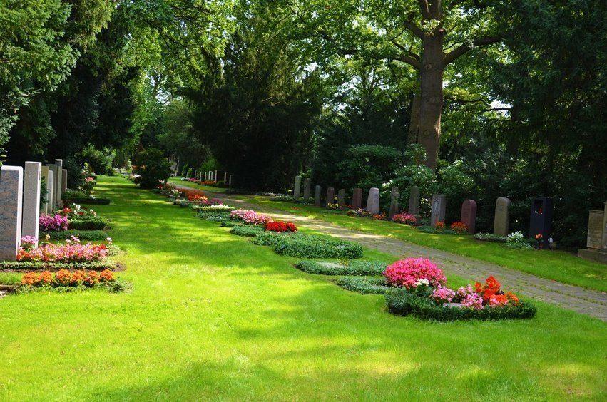 Friedhof am Perlacher Forst München