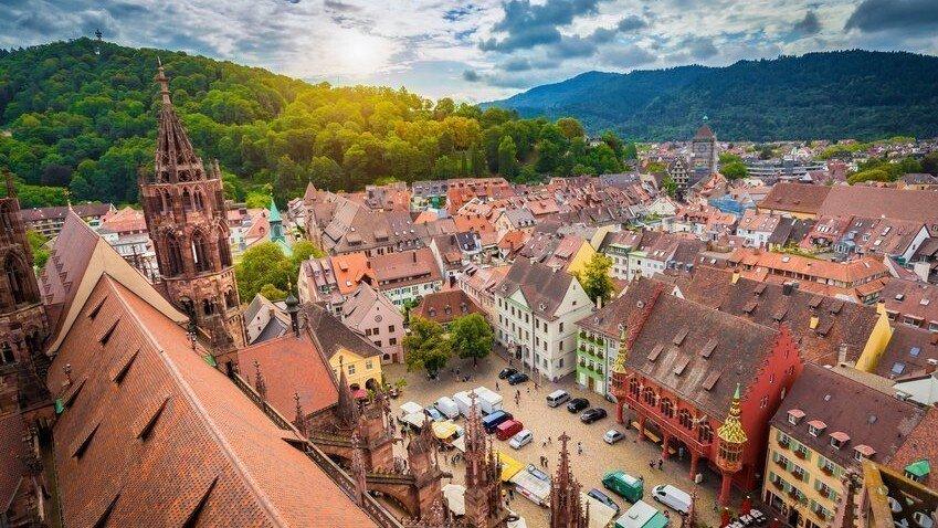 Reinigungsservice in Freiburg