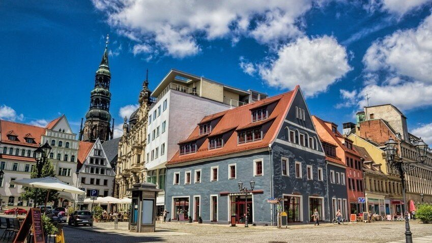 Reinigungsservice in Zwickau