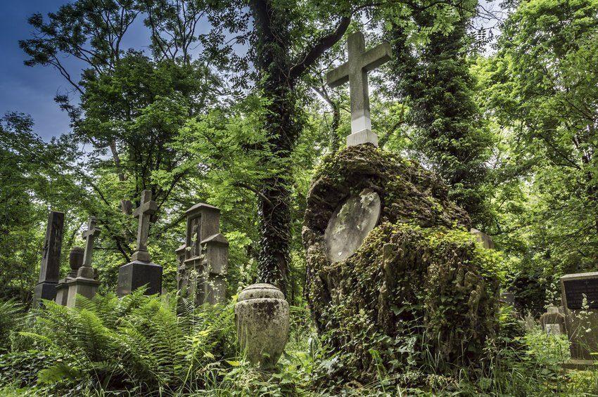 Südfriedhof München - Alter Teil